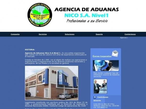 aduanasnico.com