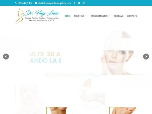 cirujanoplasticohugoluna.com