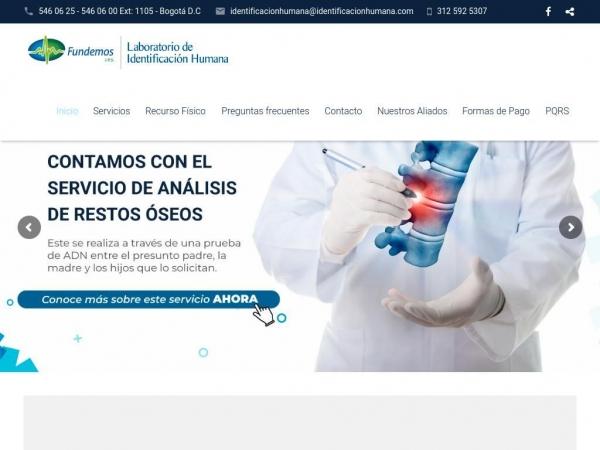 identificacionhumana.com