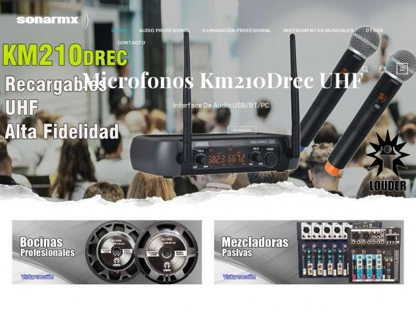 sonarmx.com
