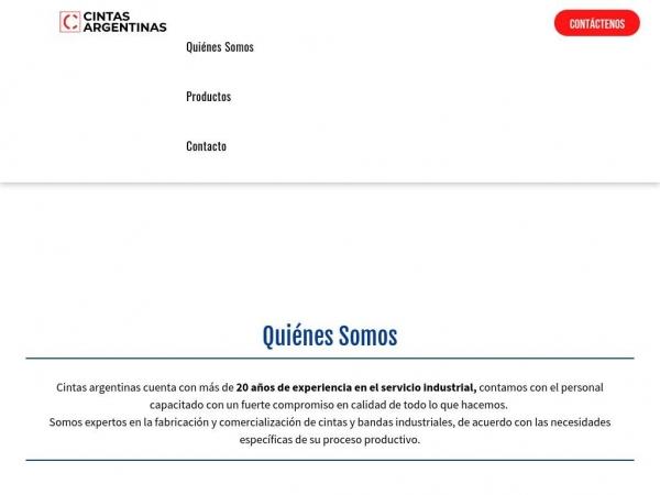 cintasargentinas.com