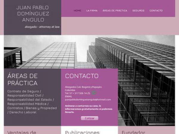juanpablodominguezangulo.com